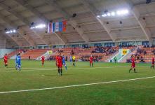 Первенство женских клубов и команд Первого дивизиона по футболу – Манеж «Урал»