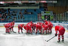 Хоккей. Молодежная Хоккейная Лига