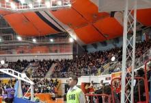 Баскетбольная игра УГМК – Динамо (Курск)