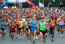 Первый международный легкоатлетический марафон «Европа-Азия»