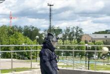 Обучение по предотвращению  террористических актов на футбольном манеже «Урал» ГАУ СО «УрФА»