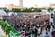 Ural Music Night в Екатеринбурге