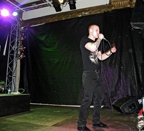 """17 марта в клубе  """"Нирвана """" прошло выступление Миши Маваши."""